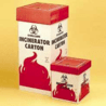 VWR Biohazard Incinerator Cartons 132051001 Floor Disposal Carton