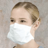 Alpha Pro Tech Critical Cover PFL Face Masks 9908 With Band, Cleanroom Packaged