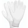 Wells Lamont Glove Gray Coated Palm M PK12 Y9265M