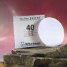 Whatman Grade No. 40 Quantitative Filter Paper, Ashless, Whatman 1440-125